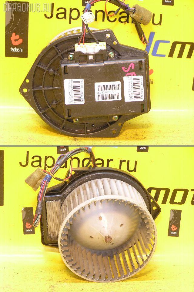 Мотор печки SUBARU FORESTER SF5. Фото 10