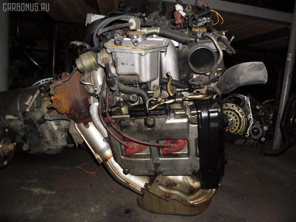 Двигатель SUBARU FORESTER SF5 EJ20G-T. Фото 7