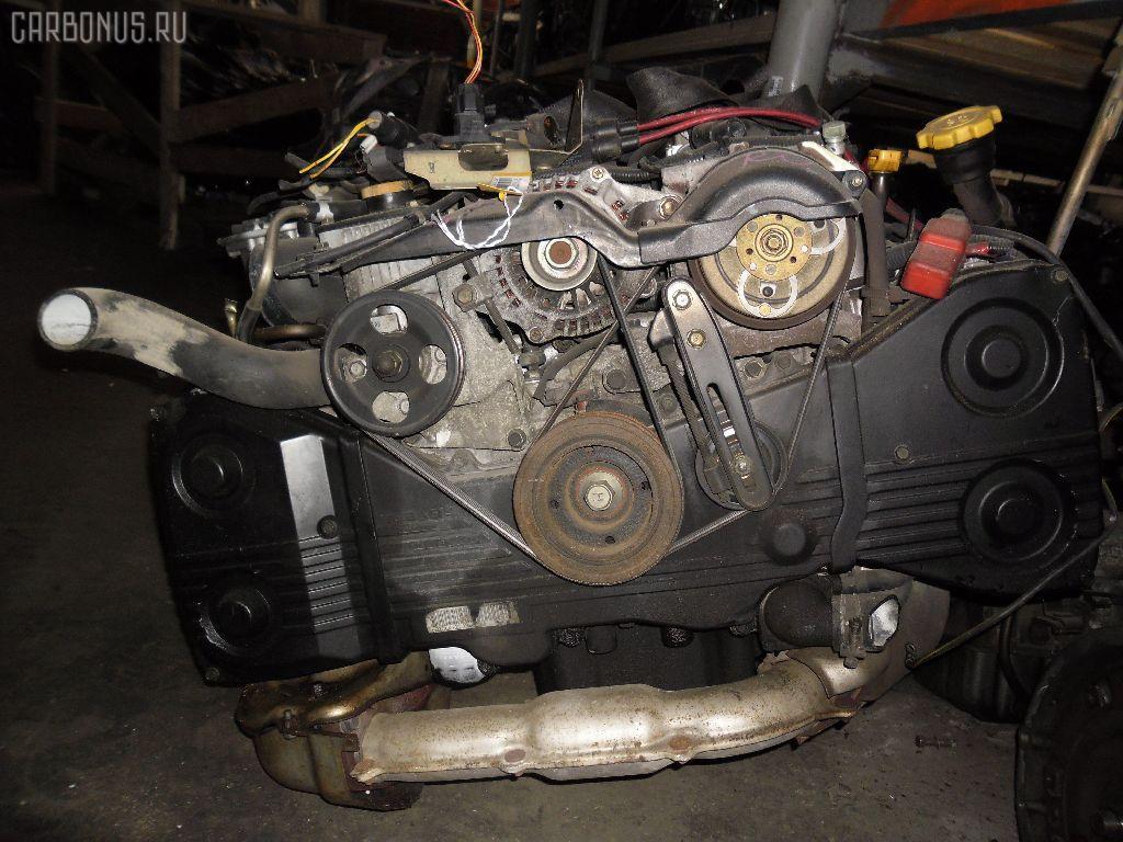 Двигатель SUBARU FORESTER SF5 EJ20G-T. Фото 9