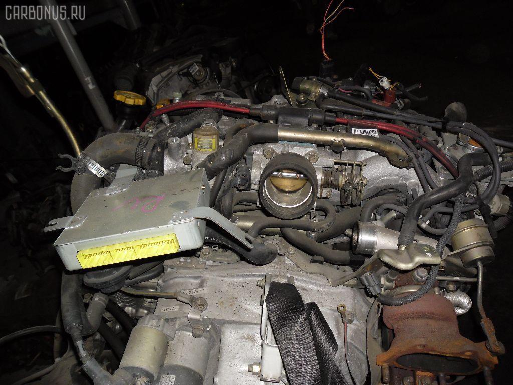 Двигатель SUBARU FORESTER SF5 EJ20G-T. Фото 10