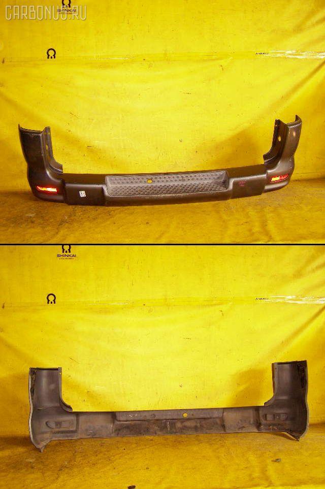Бампер Mitsubishi Delica space gear PF8W Фото 1