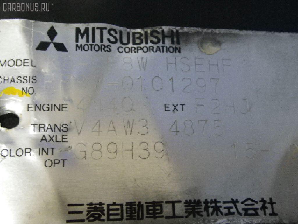 Капот MITSUBISHI DELICA SPACE GEAR PF8W Фото 2