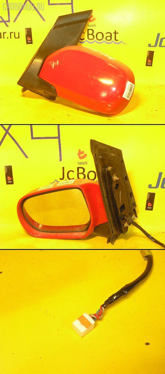 Зеркало двери боковой MAZDA MPV LWFW. Фото 4