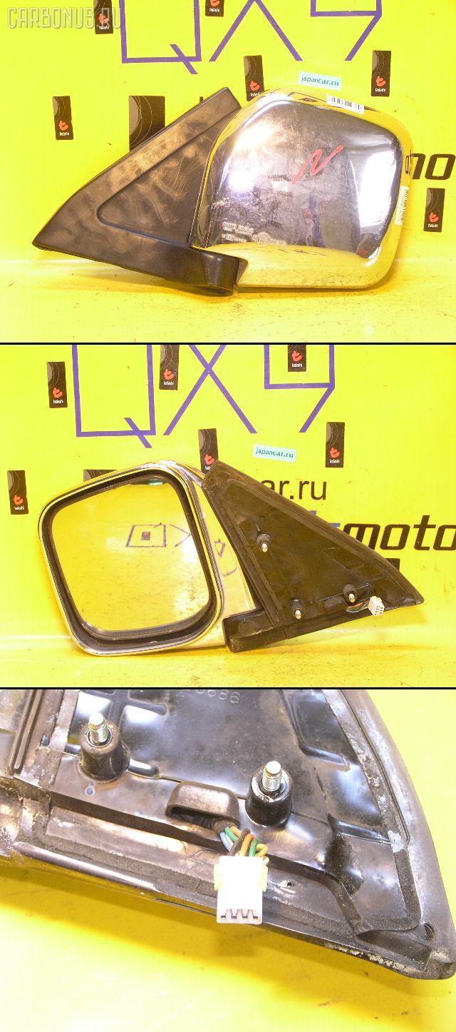Зеркало двери боковой MITSUBISHI PAJERO V43W. Фото 2