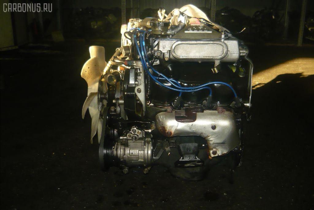 Двигатель MITSUBISHI PAJERO V43W 6G72. Фото 3