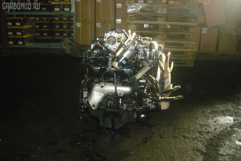 Двигатель MITSUBISHI PAJERO V43W 6G72. Фото 5