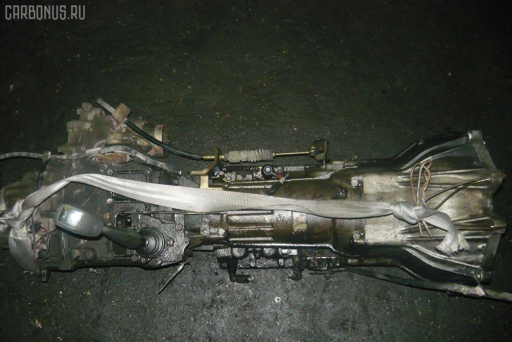 КПП автоматическая MITSUBISHI PAJERO V43W 6G72. Фото 2