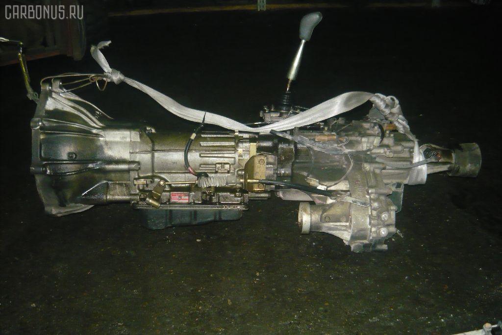 КПП автоматическая MITSUBISHI PAJERO V43W 6G72. Фото 4