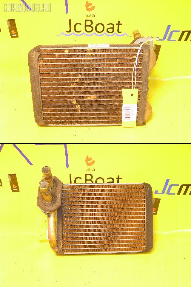 Радиатор печки MITSUBISHI PAJERO V43W 6G72. Фото 1