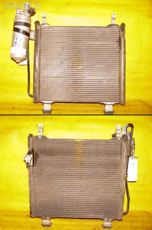 Радиатор кондиционера SUZUKI WAGON R WIDE MA61S K10A. Фото 1