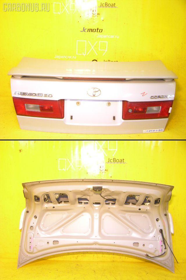 Крышка багажника TOYOTA CORONA PREMIO ST215. Фото 4