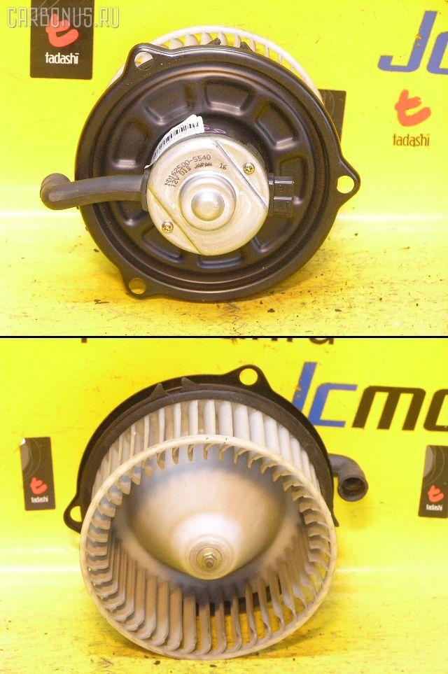 Мотор печки SUZUKI ESCUDO TA01W. Фото 8