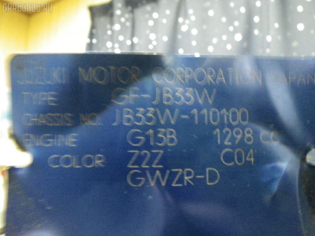 Рулевой карданчик SUZUKI JIMNY WIDE JB33W Фото 2
