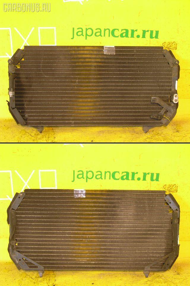 Радиатор кондиционера TOYOTA CAMRY SV40 4S-FE. Фото 3