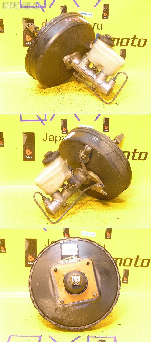 Главный тормозной цилиндр TOYOTA CAMRY SV40 4S-FE. Фото 4