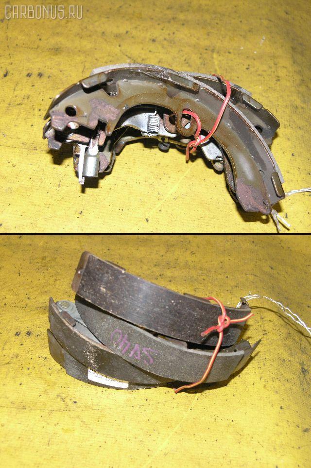 Тормозные колодки TOYOTA CARINA ED ST200 4S-FE. Фото 1