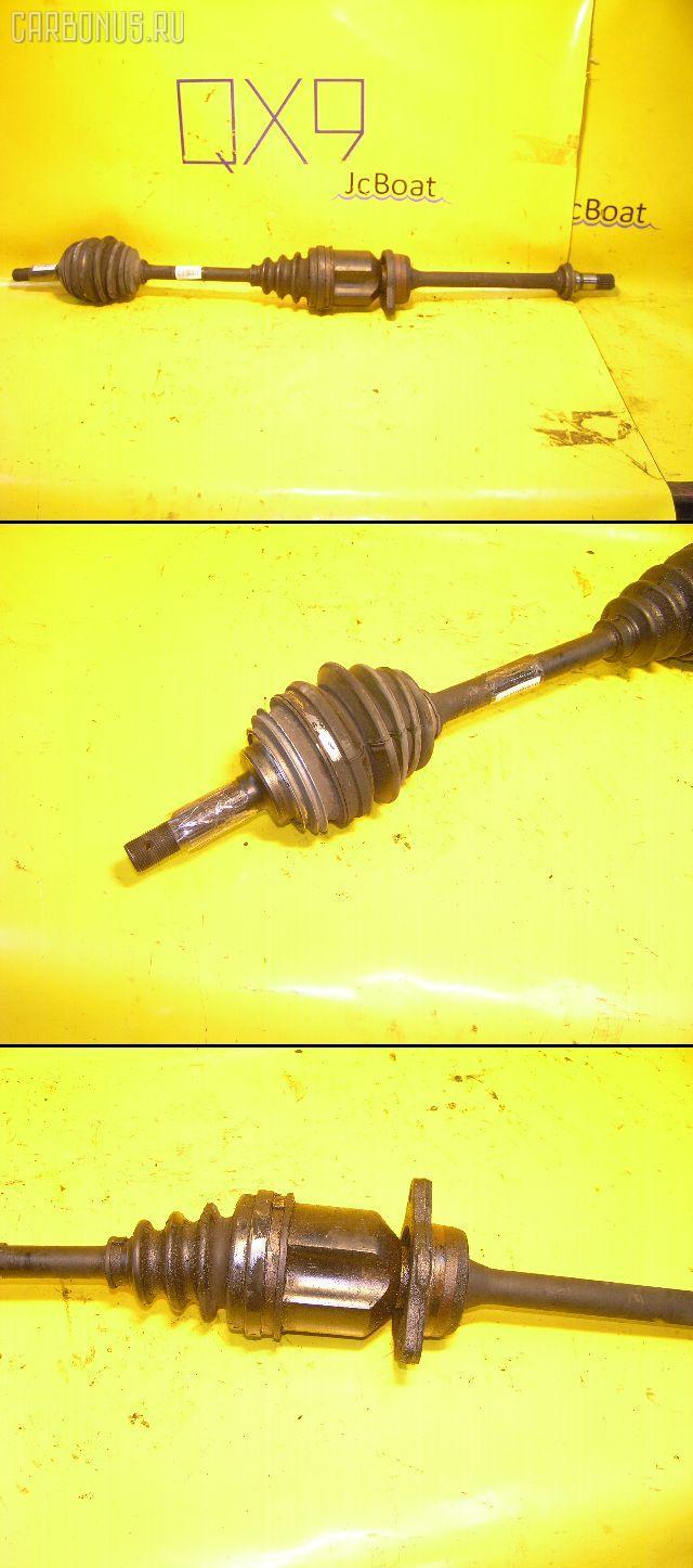 Привод TOYOTA CAMRY SV40 4S-FE. Фото 3