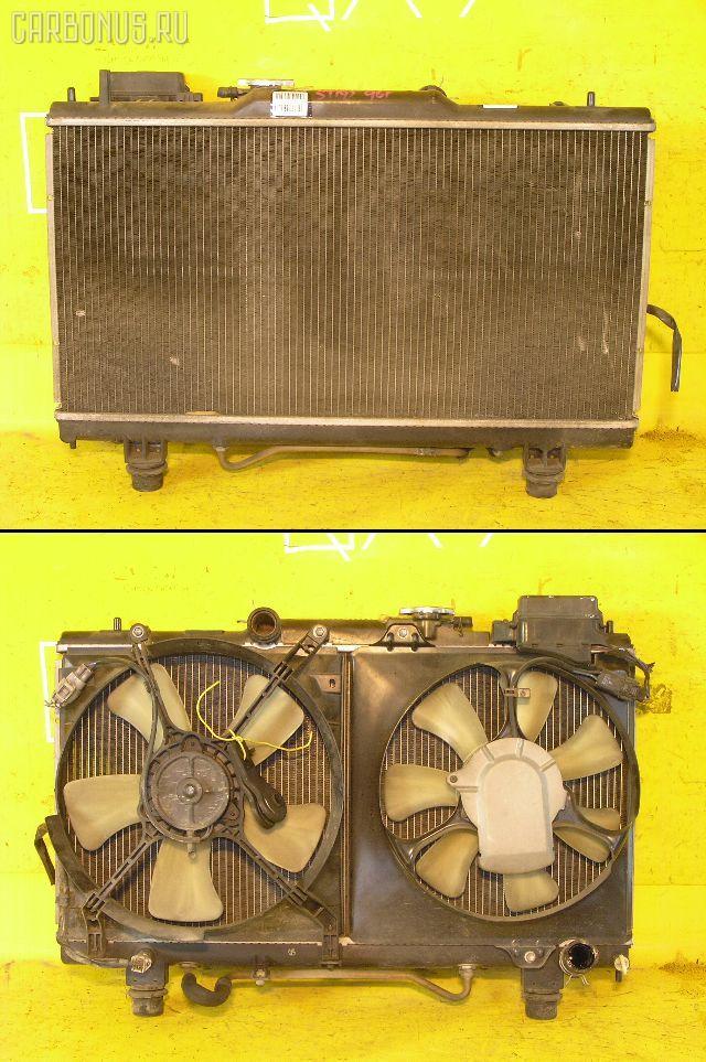Радиатор ДВС TOYOTA CALDINA ST195G 3S-GE. Фото 1
