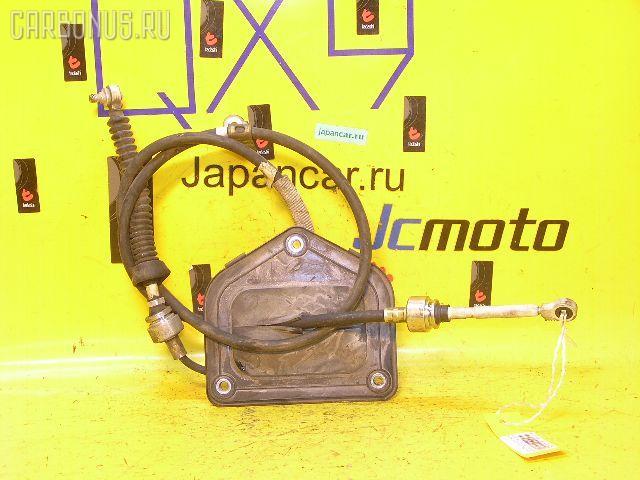Тросик на коробку передач TOYOTA CALDINA ST195G 3S-GE. Фото 1