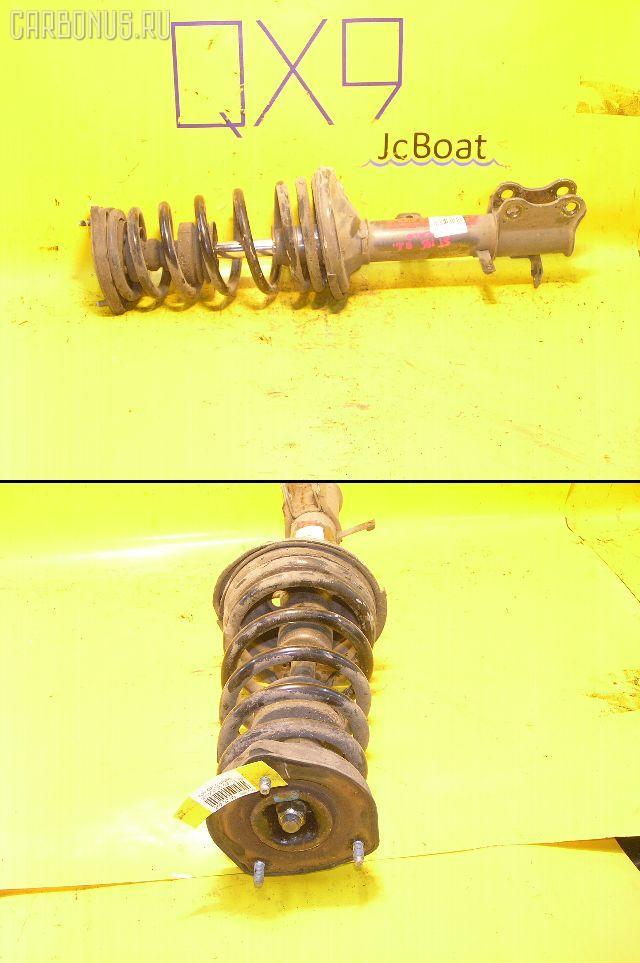 Стойка амортизатора TOYOTA ST215 3S-FE. Фото 5