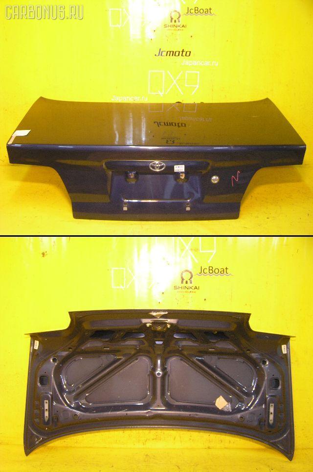 Крышка багажника TOYOTA CARINA AT211. Фото 2