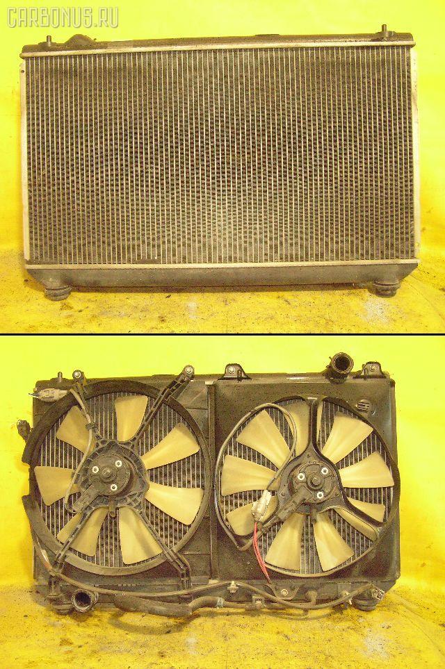 Радиатор ДВС TOYOTA MARK II QUALIS MCV21W 2MZ-FE. Фото 6
