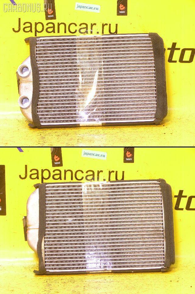 Радиатор печки TOYOTA MARK II QUALIS MCV25W 2MZ-FE. Фото 3