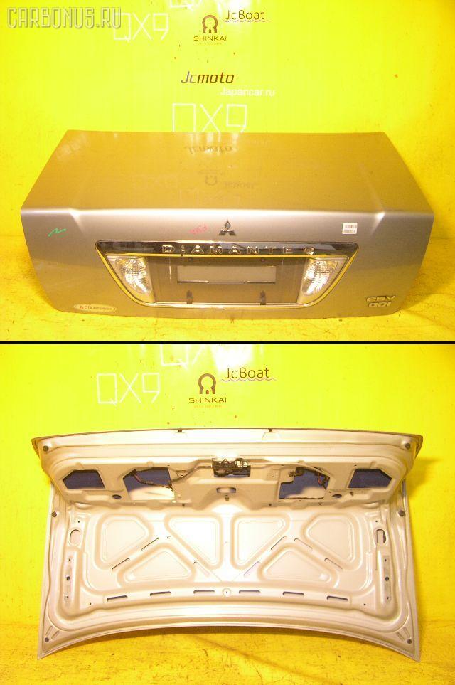 Крышка багажника MITSUBISHI DIAMANTE F31A. Фото 2