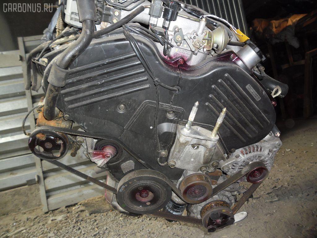 Двигатель MITSUBISHI DIAMANTE F31A 6G73. Фото 2