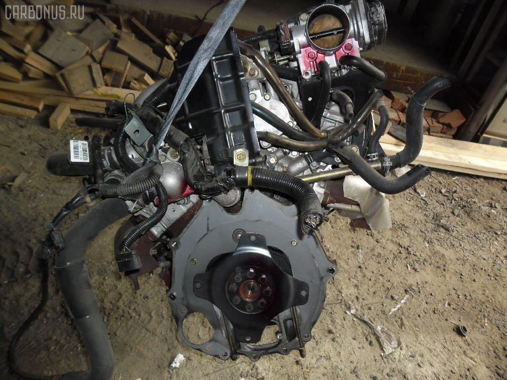 Двигатель MITSUBISHI DIAMANTE F31A 6G73. Фото 4