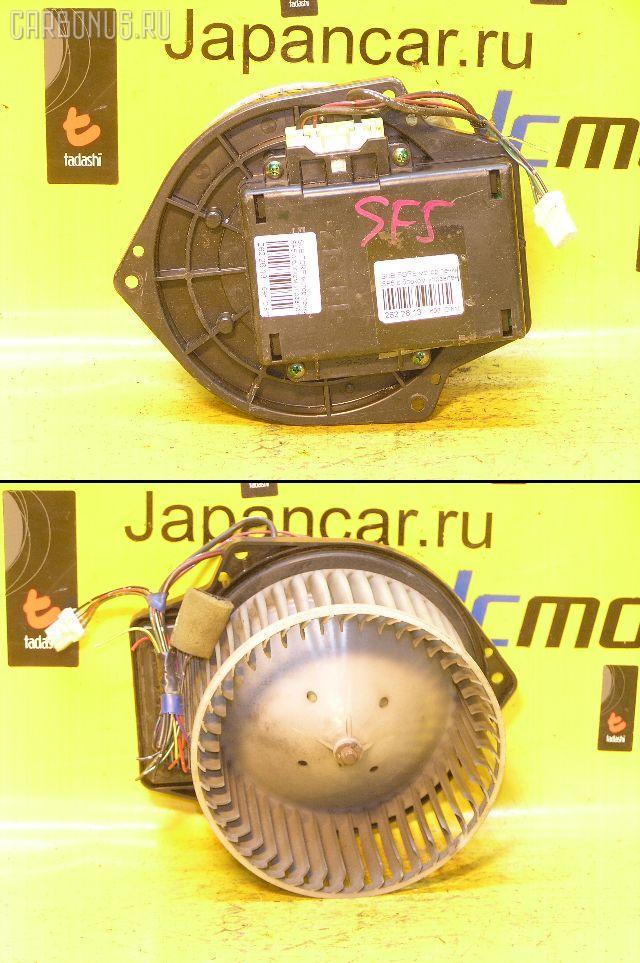 Мотор печки SUBARU FORESTER SF5. Фото 11