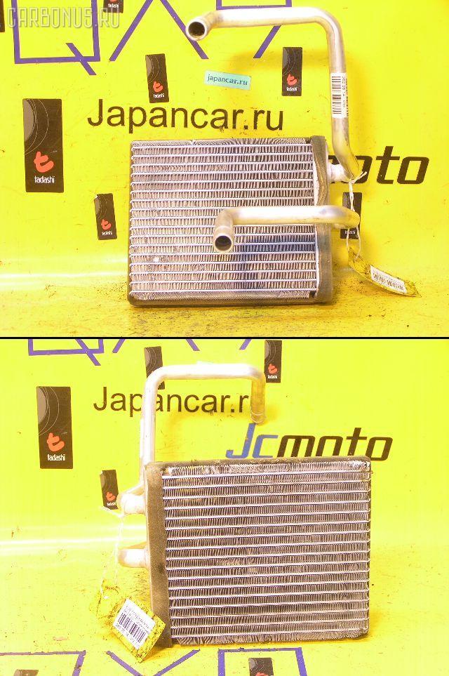 Радиатор печки SUBARU FORESTER SF5 EJ20-T. Фото 4