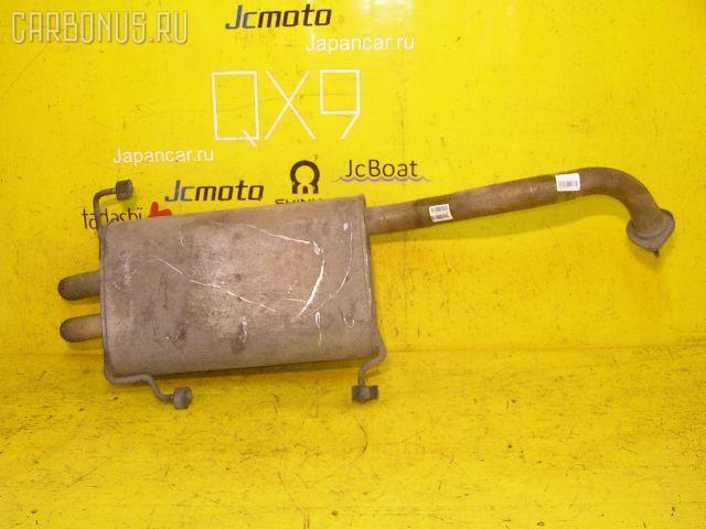 Глушитель NISSAN CEFIRO PA33 VQ25DD. Фото 3