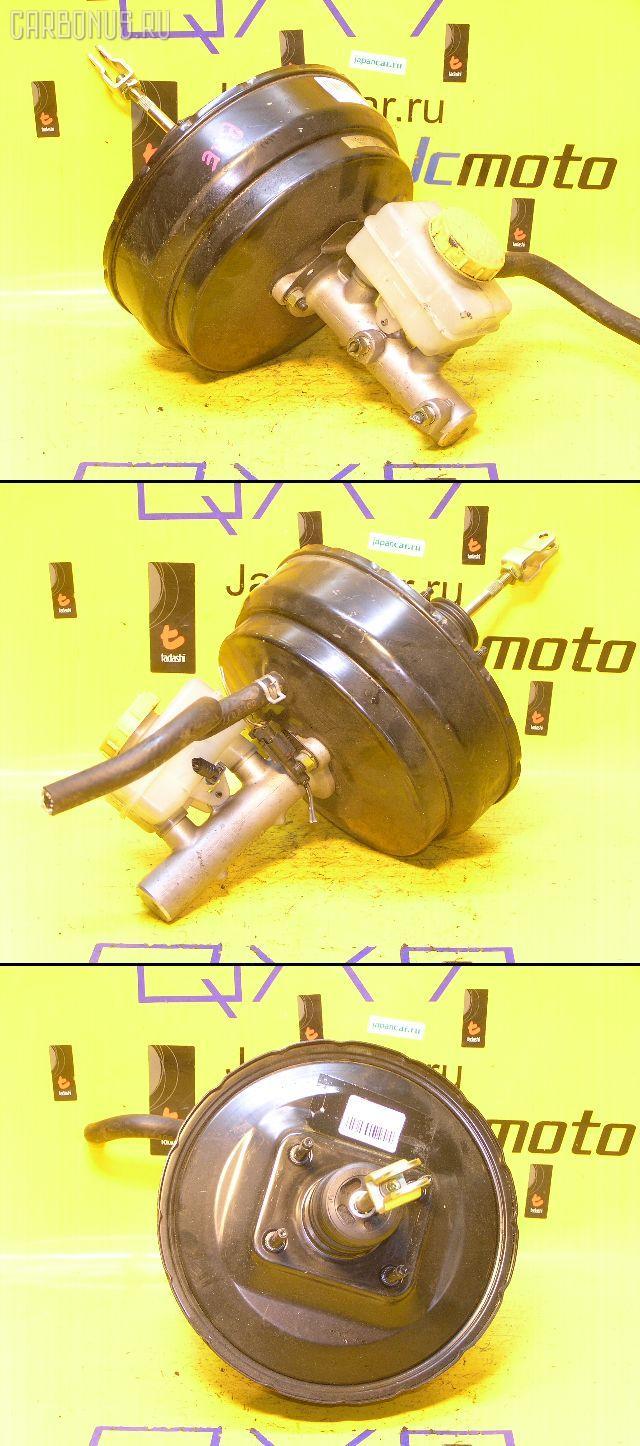 Главный тормозной цилиндр SUBARU LEGACY LANCASTER BHE EZ30. Фото 3