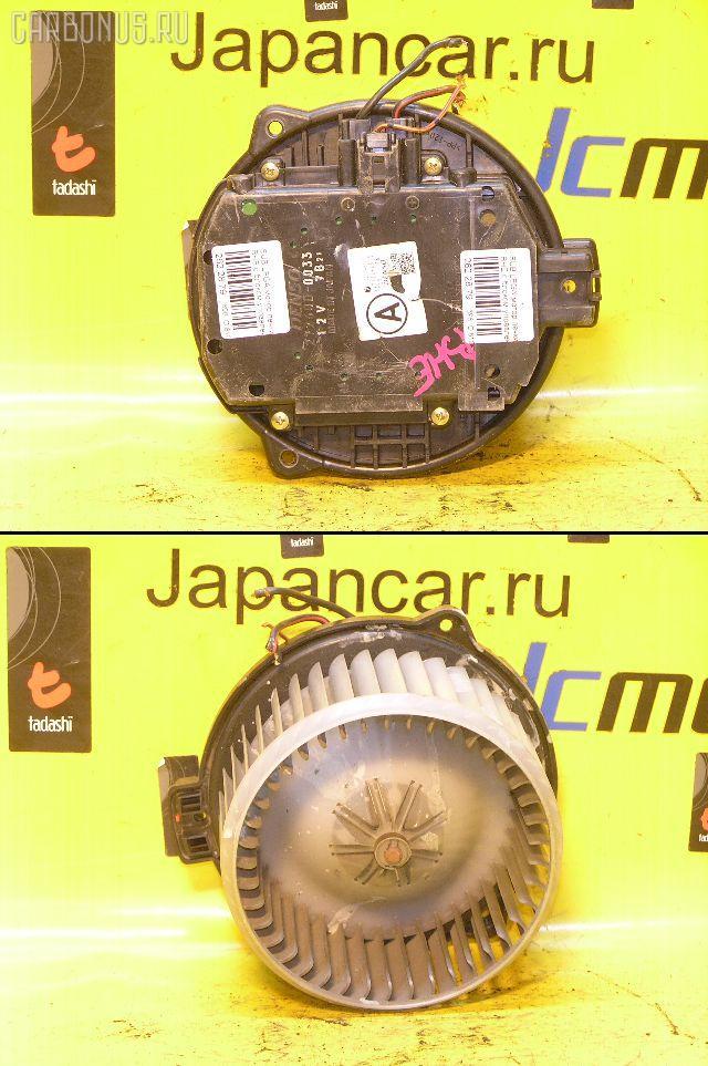 Мотор печки SUBARU LEGACY LANCASTER BHE. Фото 1