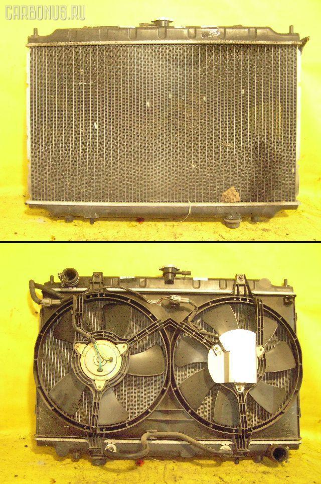 Радиатор ДВС NISSAN CEFIRO WAGON WA32 VQ20DE. Фото 2