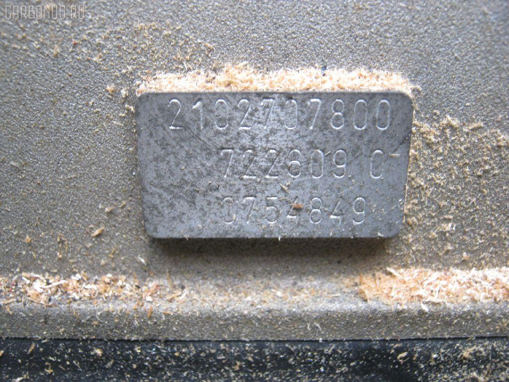 КПП автоматическая MERCEDES-BENZ C-CLASS W202.026 112.910. Фото 2