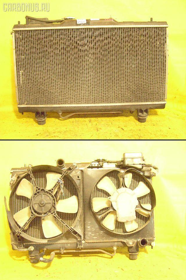 Радиатор ДВС TOYOTA CALDINA ST195G 3S-GE. Фото 2