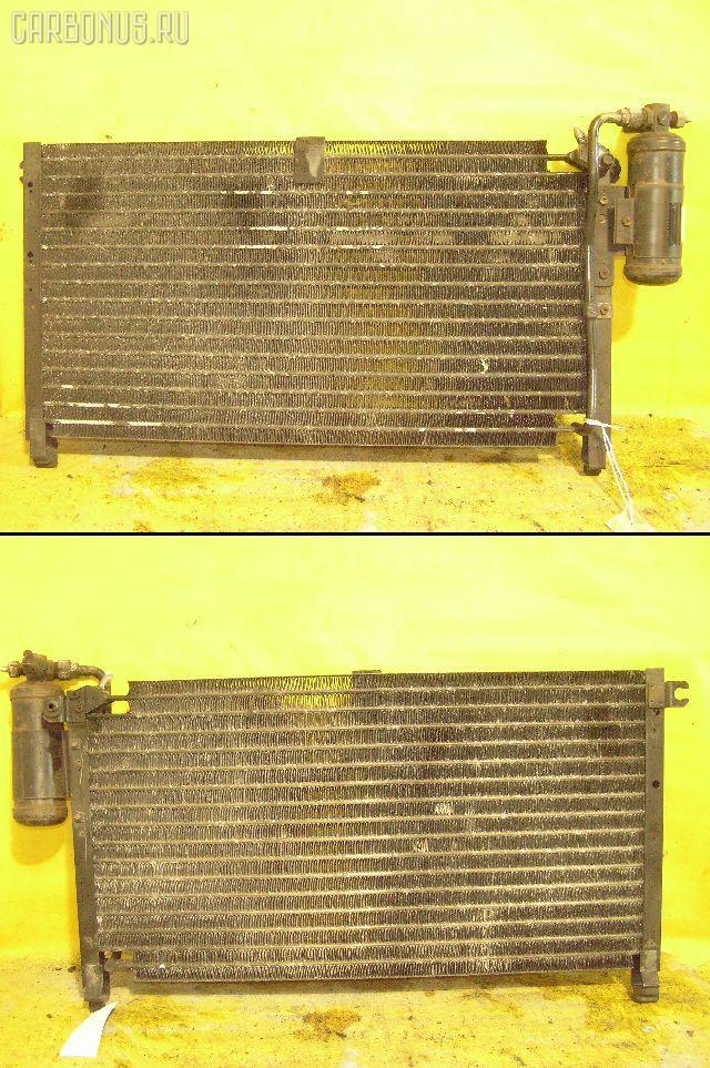 Радиатор кондиционера NISSAN TERRANO WHYD21 VG30E. Фото 2