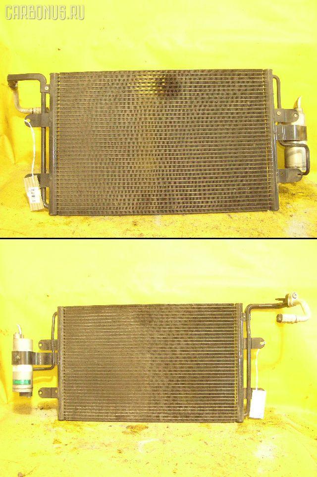 Радиатор кондиционера VOLKSWAGEN GOLF IV 1JAEH AEH