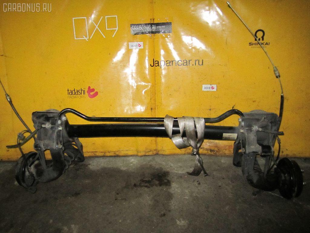 Балка подвески MERCEDES-BENZ A-CLASS W168.033 166.960. Фото 6