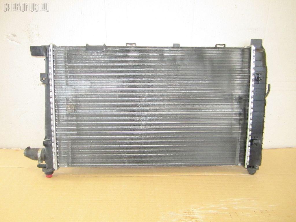 Радиатор ДВС MERCEDES-BENZ A-CLASS W168.133 166.960. Фото 5