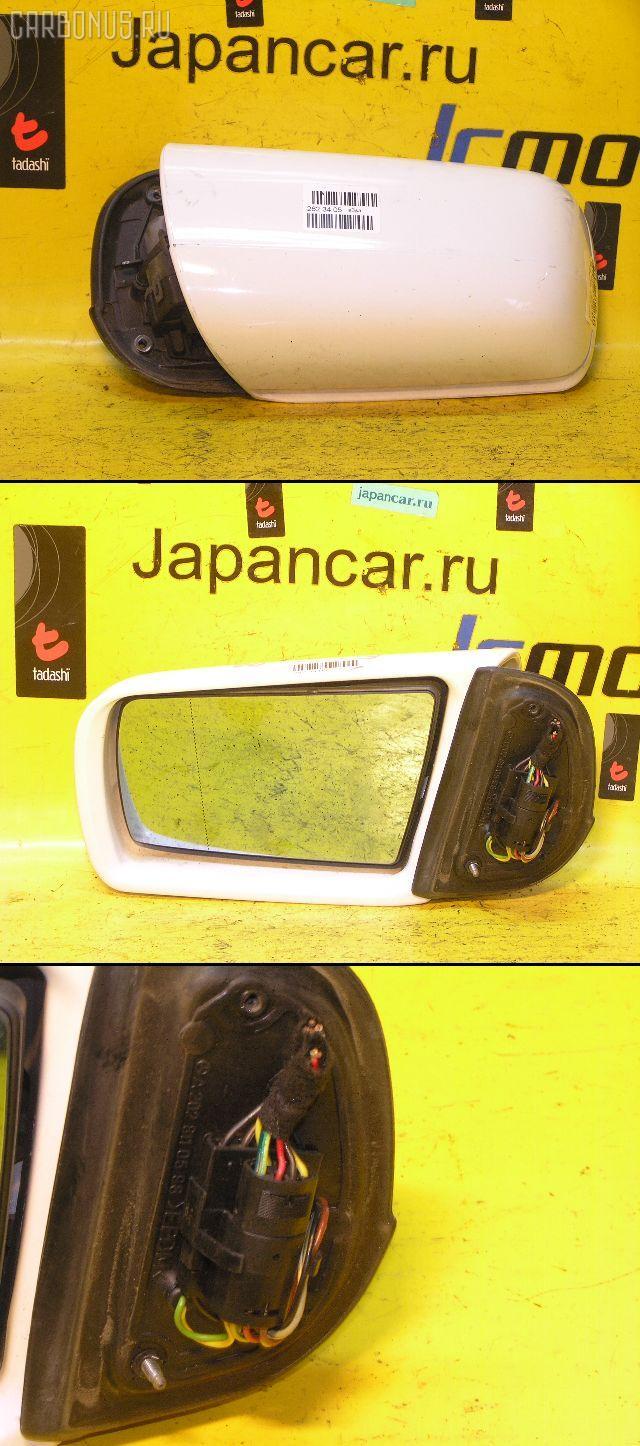 Зеркало двери боковой MERCEDES-BENZ E-CLASS W210.061. Фото 1