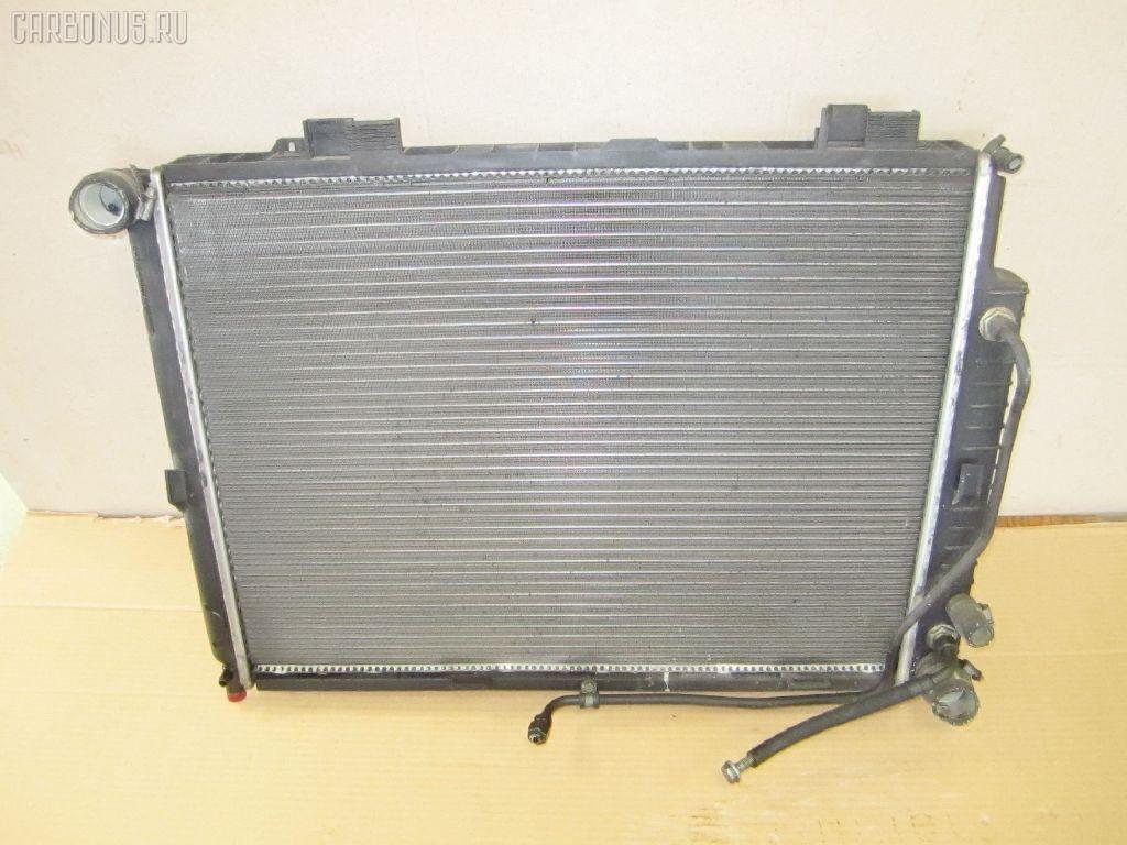 Радиатор ДВС MERCEDES-BENZ E-CLASS STATION WAGON S210.237 111.970. Фото 5