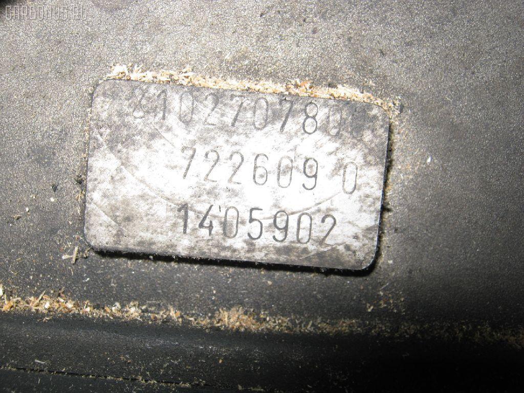 КПП автоматическая MERCEDES-BENZ E-CLASS W210.061 112.911. Фото 2