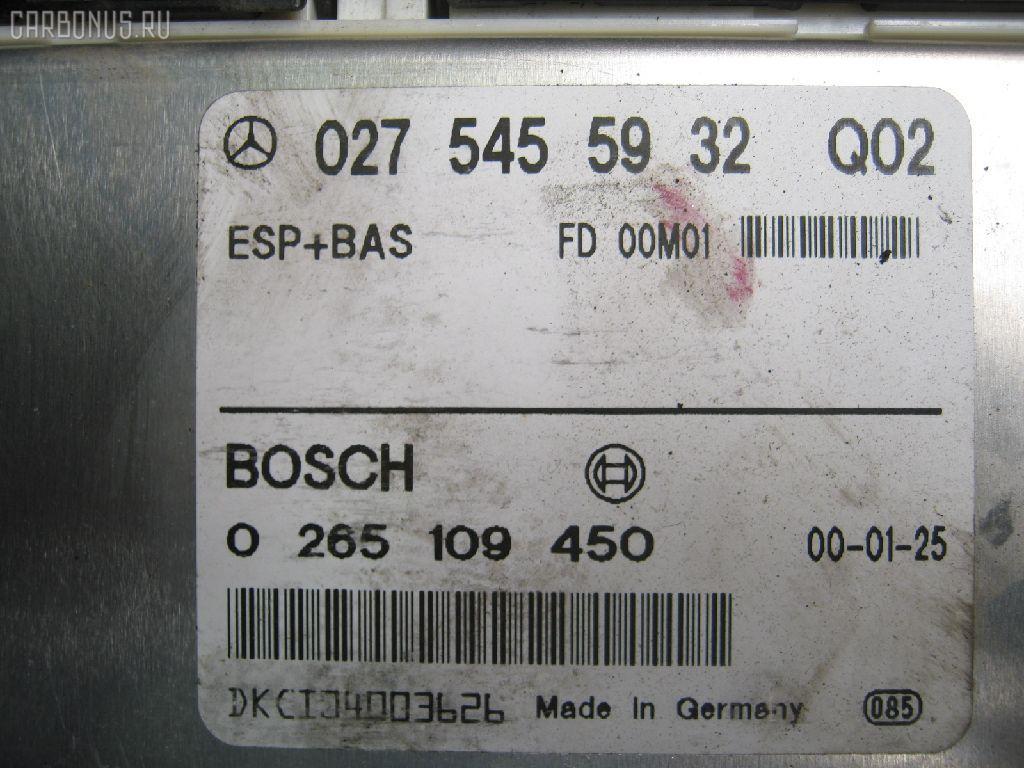 Двигатель MERCEDES-BENZ C-CLASS STATION WAGON S202.086 112.910. Фото 1