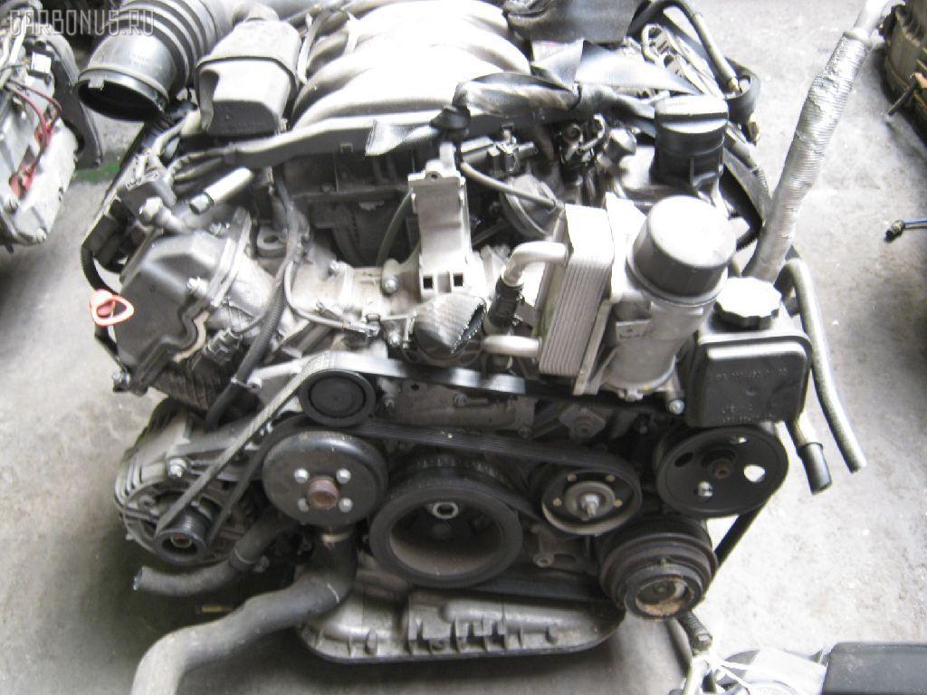 Двигатель MERCEDES-BENZ C-CLASS STATION WAGON S202.086 112.910. Фото 3