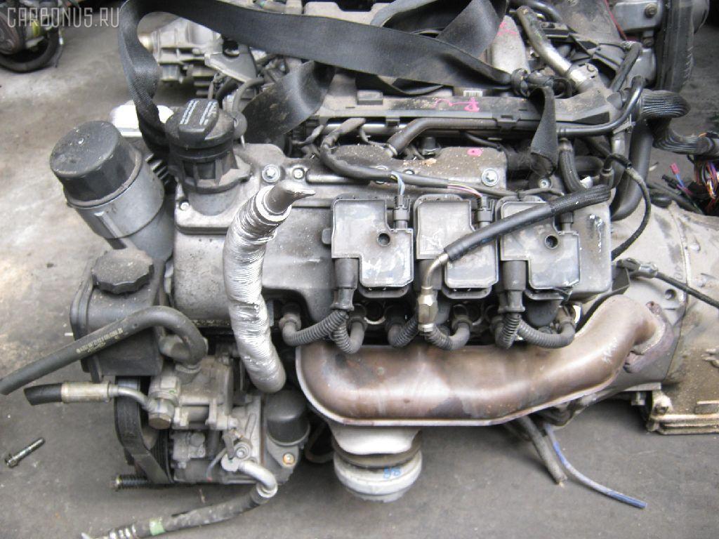 Двигатель MERCEDES-BENZ C-CLASS STATION WAGON S202.086 112.910. Фото 5