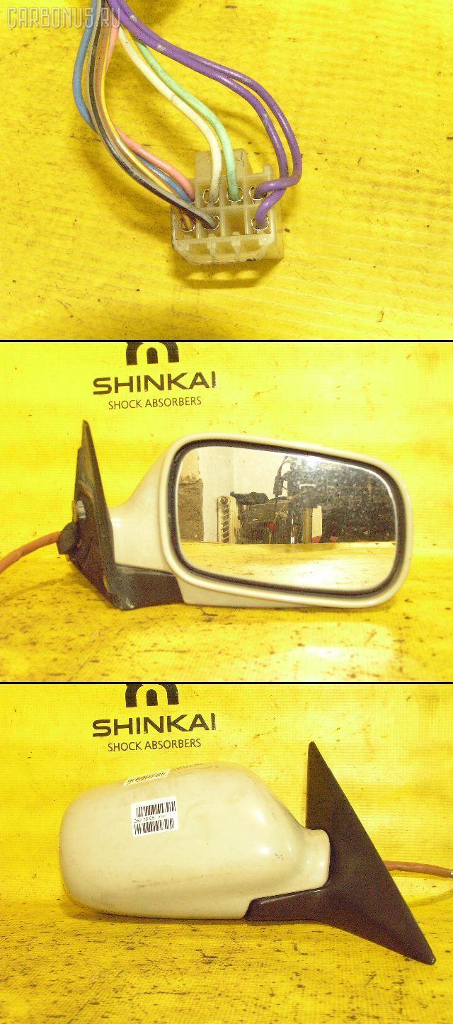 Зеркало двери боковой SUBARU LEGACY LANCASTER BH9. Фото 9