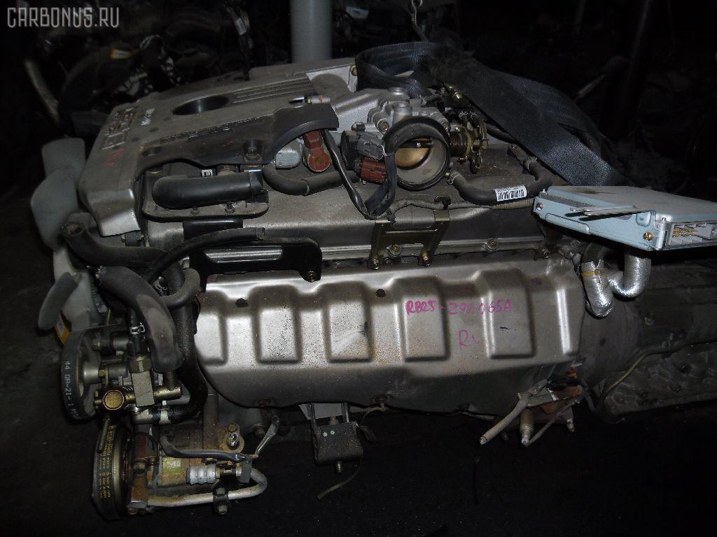Двигатель NISSAN SKYLINE ER34 RB25DE. Фото 9